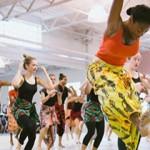 Mixed Level West African Dance Class