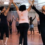 Adult Beginning Modern Dance Class (evening)