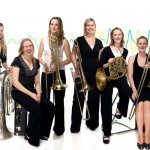 tenThing: all female brass ensemble at Aria